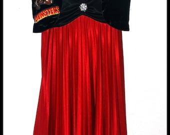 Girls Glamour Dracula Dress........Size 12-14
