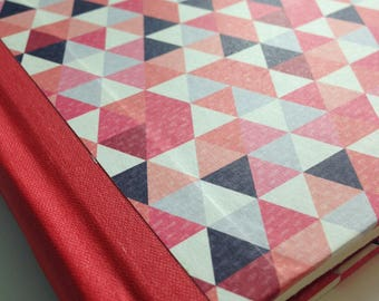 Blank Journal - Geometric for Mother's Day, Garden Journal, Sketchbook, Travel Diary (128 pages)