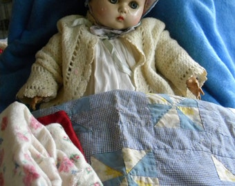 SWEET FACED R&B Baby Doll from the 1940's