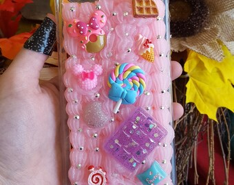 Pink sweets case for iPhone 6Plus