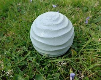 Garden Ball   Concrete Sphere   Concrete Ball   Concrete Paper Weight    Garden Decor