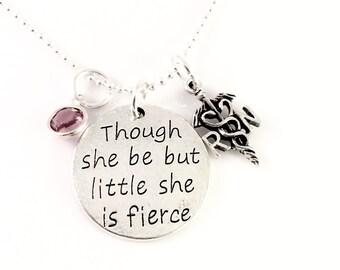 RN Nurse Necklace, RN Quote necklace, nurse charm necklace, charm necklace, gift for her, Nurses week Gift idea, under 20