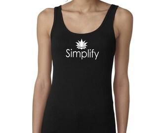 yoga tank top, yoga tank, simplify tank top, simplify tank, simplify shirt, yoga shirt, yoga tshirt, yoga t-shirt, yoga top, om tank, #LT6