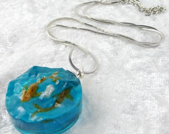 Necklace, Resin