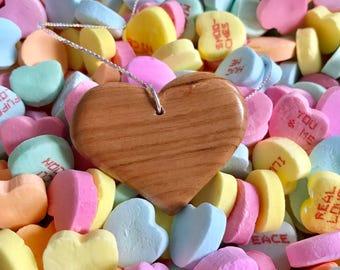 Cherry Heart Pendant