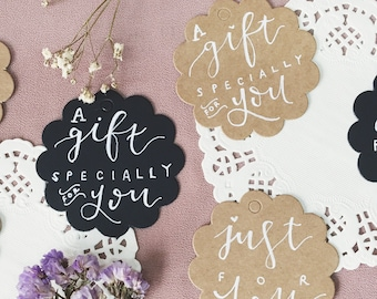Gift Tags || Pack of 6
