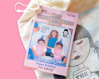 The Book Fair Nostalgia Kit // Birthday Present Edition
