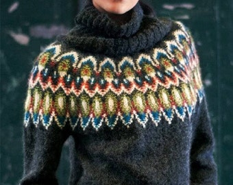 The original sweater - Lopapeysa crafted in Iceland