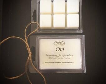 OM Aromatherapy Wax Melts