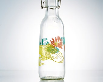 Koi Love Bottle