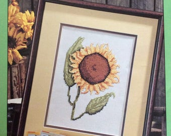 Flowers For You/Counted Cross Stitch Patterns by Leisure Arts/1994/Multiple Designs/Flowers/Afghan
