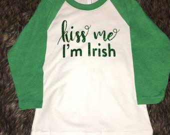 Irish Kid Shirt