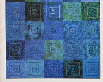 Quilt Pattern - Ripple by Designs by jb