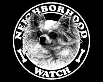 Neighborhood Watch Dog T-Shirt
