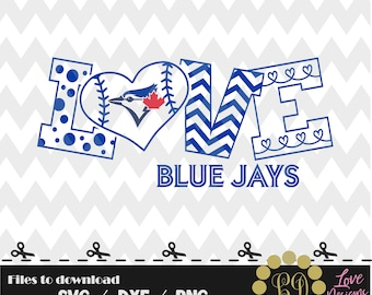 Toronto Blue Jays baseball svg,png,dxf,cricut,silhouette,jersey,shirt,proud,birthday,invitation,sports,cut,girl,love,softball,2018 new,decal