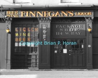 Nostalgic Series-Finnegans Savannah Ga.