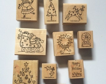 Stampin Up Christmas/Holiday stamps