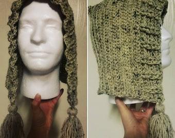 Ladies Tassel Hood