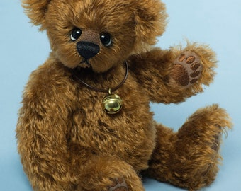 Sold! Do Not Buy!  Mohair Artist Bear / Vicky Lougher  / Artist Teddy Bear / Artist Bear / Mohair Teddy Bear / Teddy Bear / Original