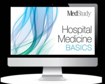 MedStudy Hospital Medicine Basics 2017 (Videos)