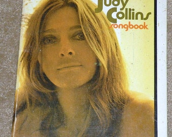 1969 The JUDY COLLINS Songbook 255 pages