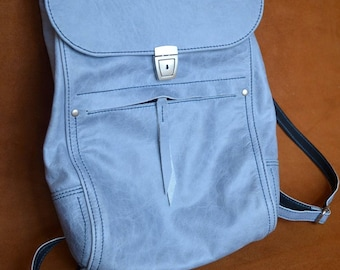 Leather backpack, 13 inch laptop bag, rucksack, laptop bag, backpack women, Leather laptop backpack, Backpacks, Work bags, For her