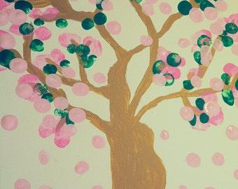 Spring Tree by Daniel