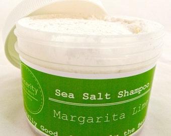 Margarita Lime Sea Salt Shampoo (Moroccan Argan Oil)    Vegan & Gluten Free!!!!