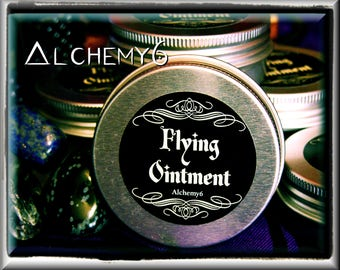 WITCHES FLYING OINTMENT | 30ml | Authentic Original Recipe | Crossing The Veil | Astral Travel | Meditation