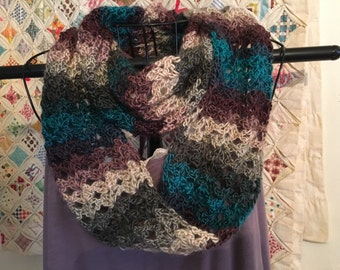 Tealberry Cowl - Made to Order