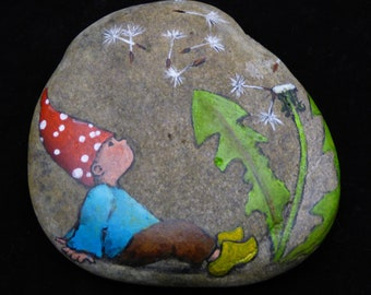 Gnome Stone ' bladder flower '
