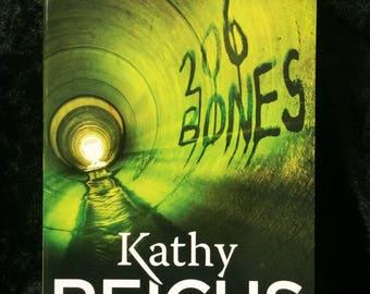 Crime Thriller; 206 Bones by Kathy Reichs