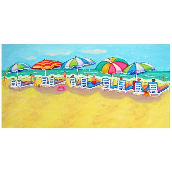 Beach Art Beach Print Coastal Wall Decor Beach House Decor