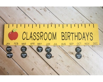 Diy kit family birthday board supplies birthday board diy kit classroom birthday board supplies teacher birthday board birthday circles supply solutioingenieria Images