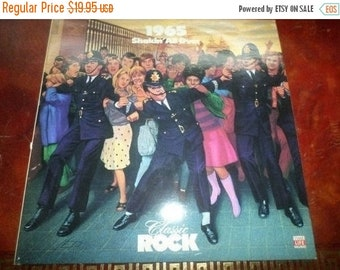 Save 30% Today Vintage Vinyl LP Time Life Record Set 1965 Shakin' All Over The Rock N Roll Era Mint Condition