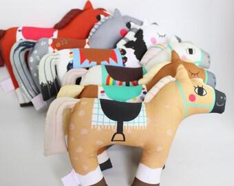 Pony Club Horse Pony Soft Toy