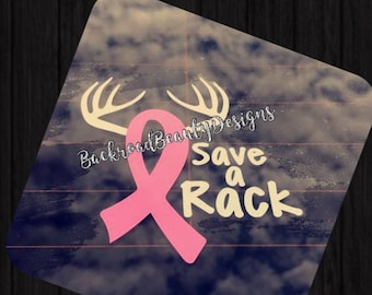 Save a Rack Decal