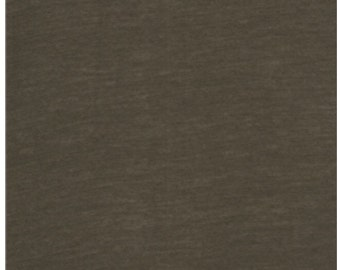 Olive Green jersey knit fabric