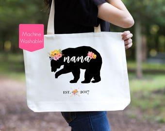 Mama Bear Tote Bag, Mama Bear Established Bag, Mama Bear Bag, Mama Tote, Mom Life, Mom Life Tote, Mother's Day Gift, New Mom Tote Bag