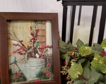 Christmas Berries floral photo