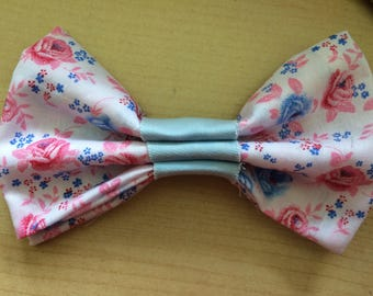 Narrow rose bow