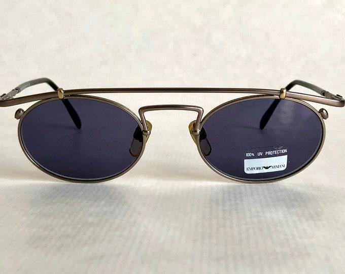 Giorgio Armani 024 S 871 S Vintage Sunglasses New Old Stock