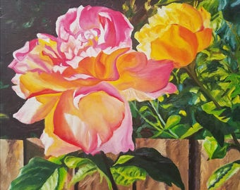 Kundalini Fire Rose