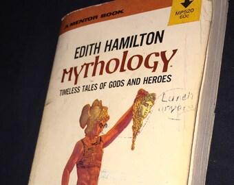 1942 Mythology Book