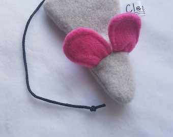 Quirky  catnip skinny crinkle mouse toy catnip toy uk