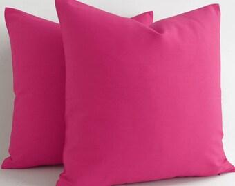 SALE ! - PINK Pillow, Pink Pillow Pink Decorative Pillow, Cushion, Pink Throw Pillow, Euro Sham, Pink Accent Pillow, Pink Cushion, All Sizes
