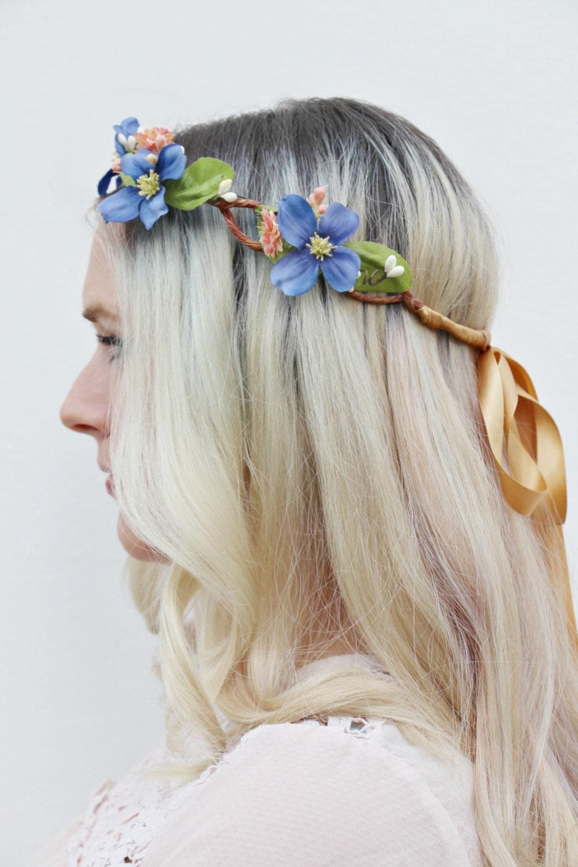 The savannah crown romantic floral wreath pastel flower crown gallery photo gallery photo gallery photo gallery photo gallery photo izmirmasajfo