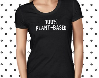 Plants Are Friends Plant-based Tee Vegan Slogan Shirt Vegetarian Tee Vegan Shirt Cheap Vegan Tee Cute Vegan Shirt Planteeful