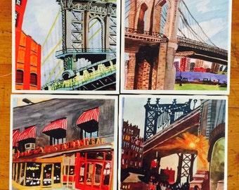 Brooklyn Coaster Set