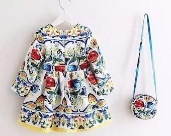 The Amalfi Dress